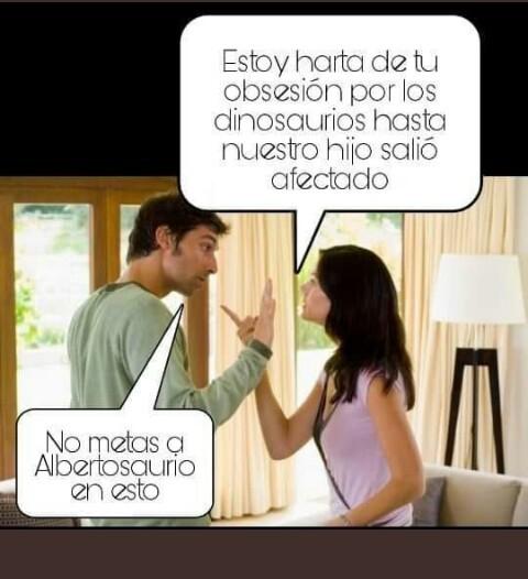 Alberosaurus - meme