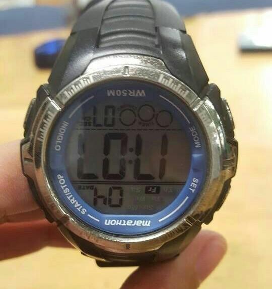 que horas são ? - meme