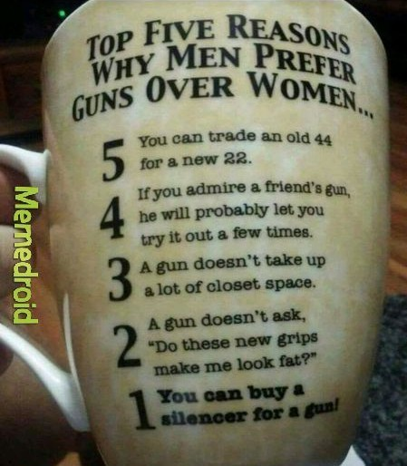 No Offense To Women
