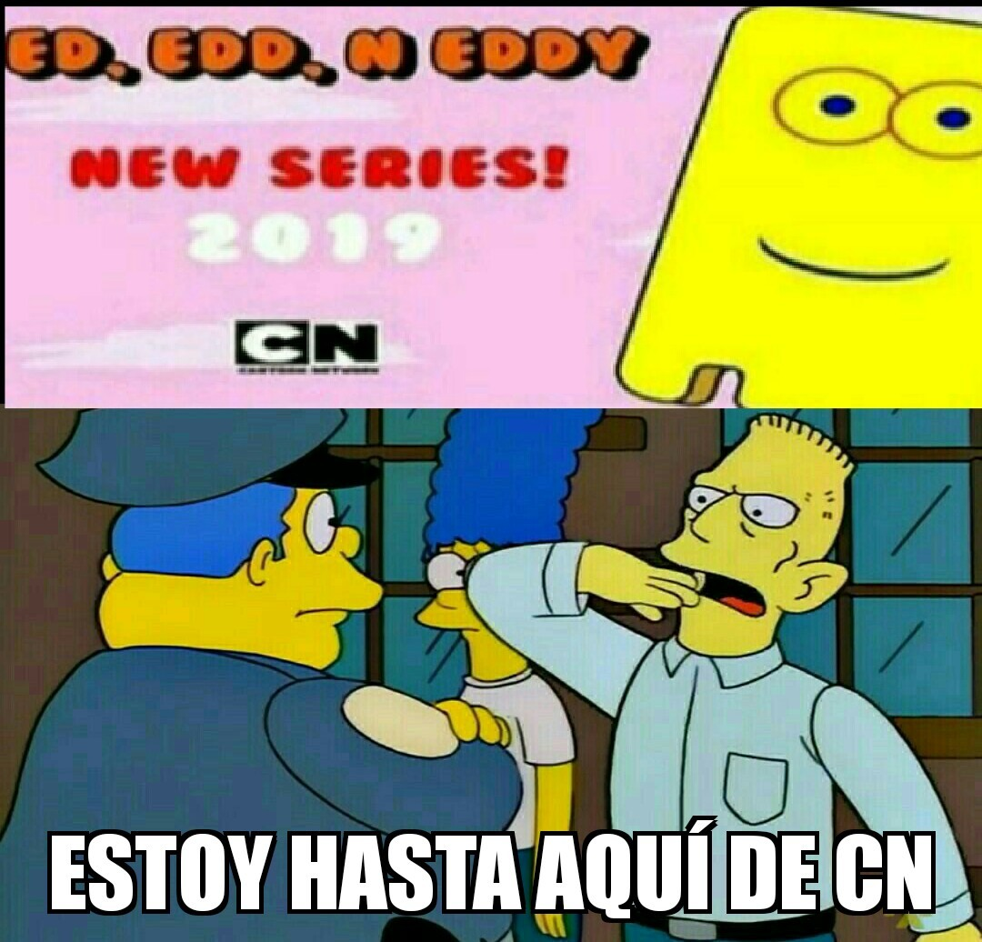 Para cartoon network ya esta muerto - meme