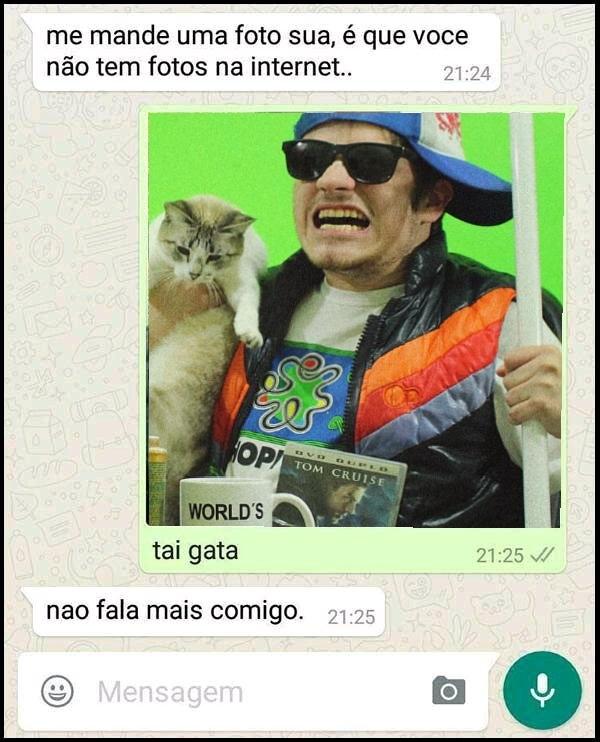 CRUBE DA BOLACHA - meme