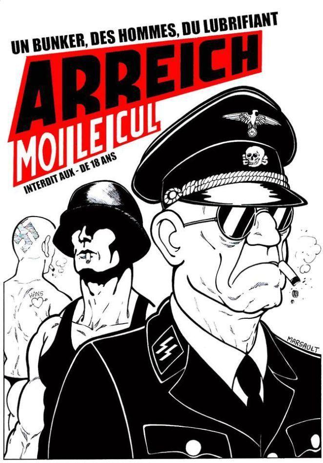 Marsault ce génie - meme
