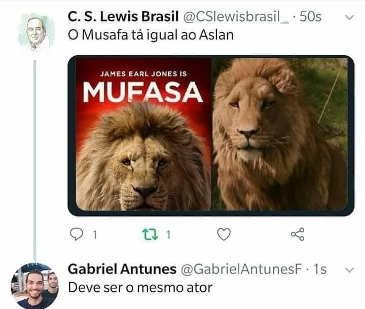 leão leão silva - meme