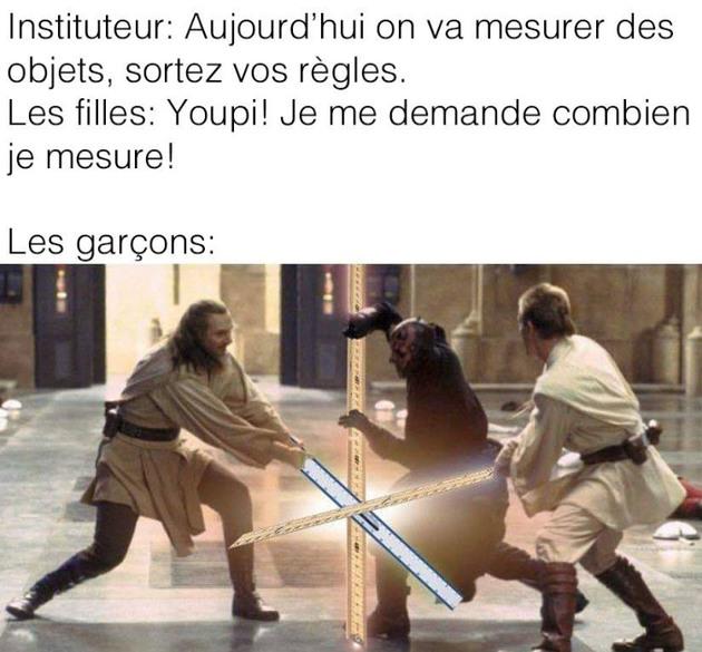 A l'attaque - meme