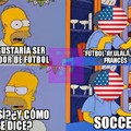 USA AND THE SOCCER