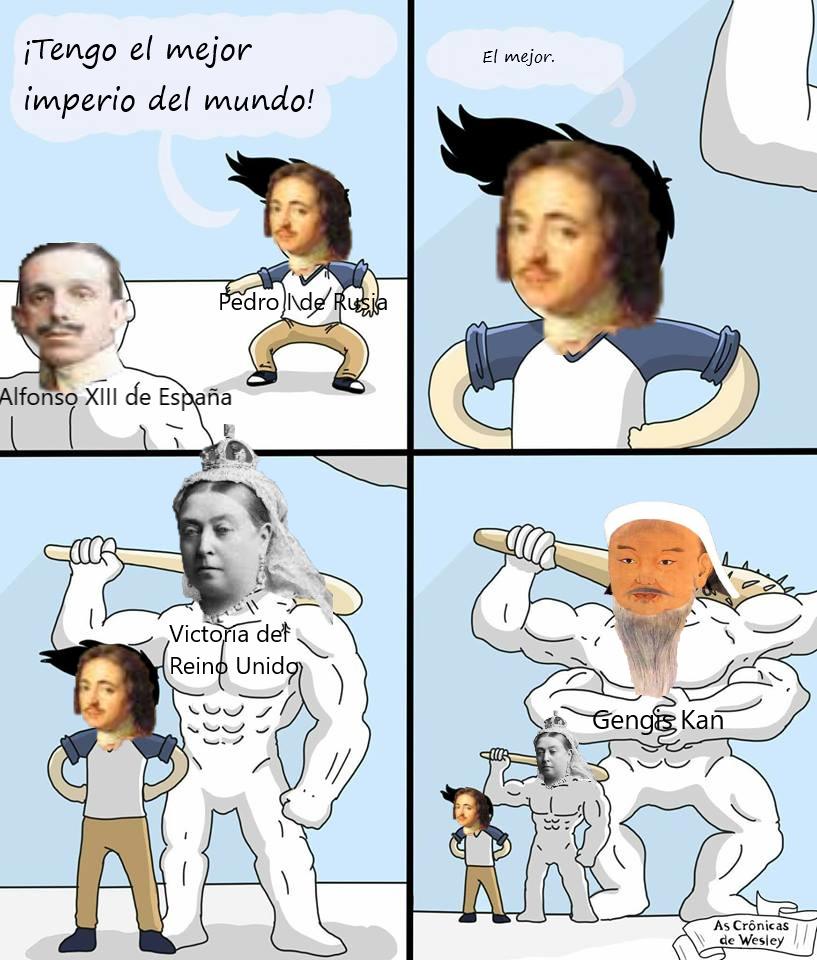 Meme Histórico.