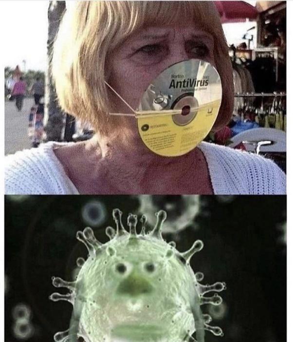 Antivirus - meme