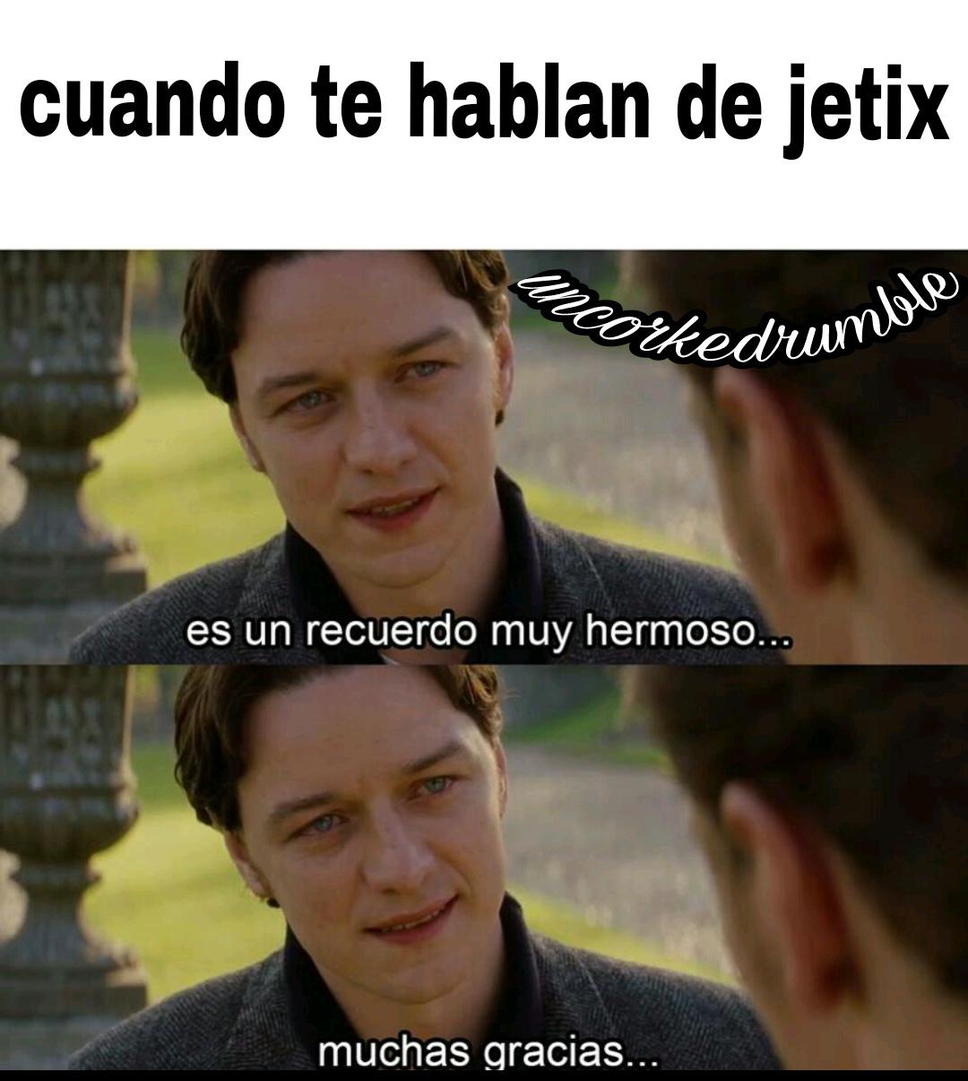 Jetiiiiiiix :'v - meme