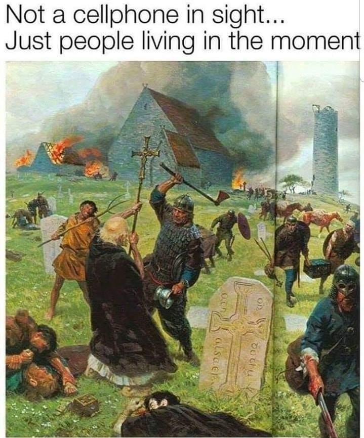 Good days - meme
