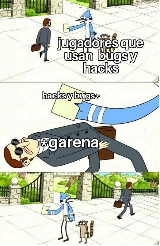 Garena has algo - meme