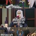 Minecraft é muito sexy