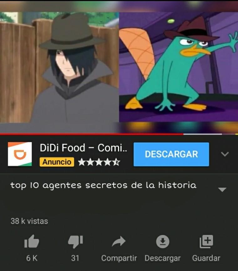 Perry es genial - meme