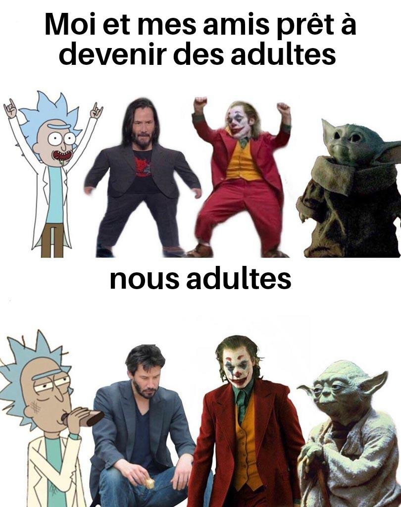 Btw - meme