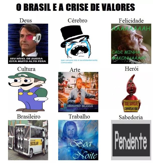 ظBrasil - meme