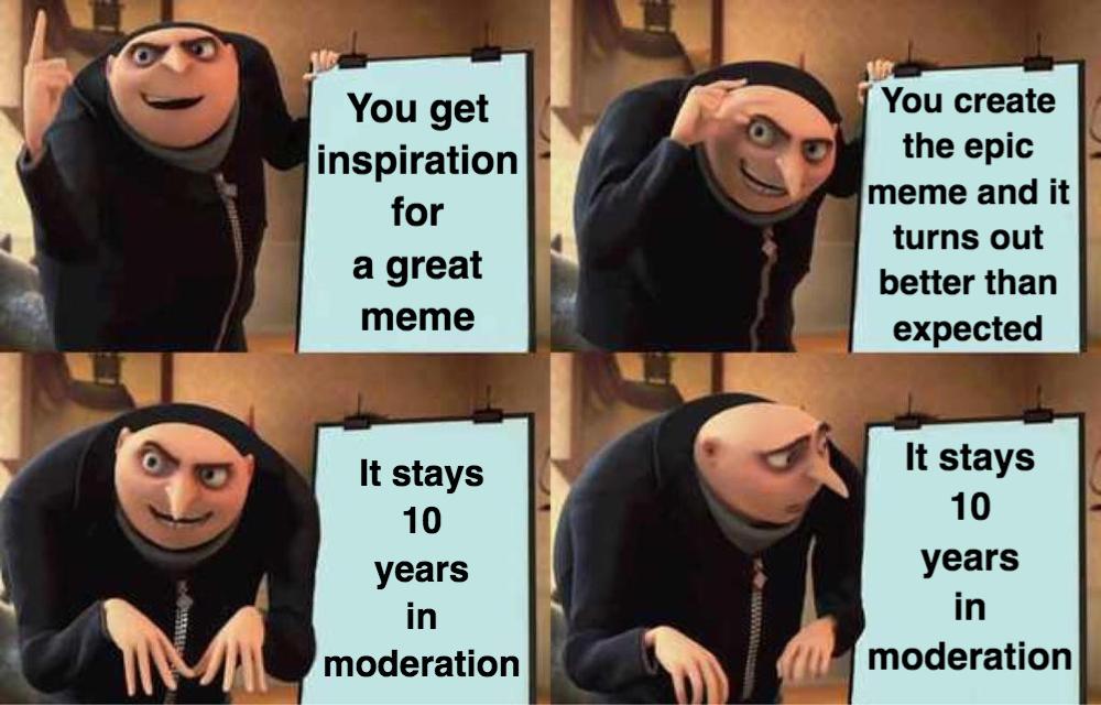 its quite sad - meme
