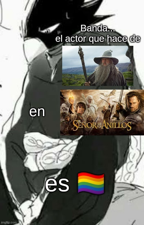 noooo Gandalf - meme