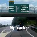 School struggle
