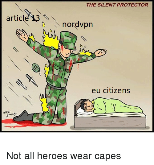 Not all heroes wear capes - meme