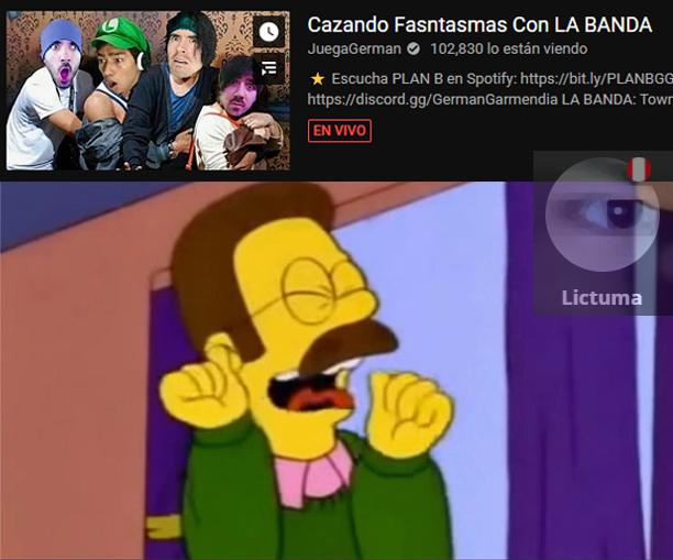 WEYYY AHORITA ESTAN EN VIVO - meme