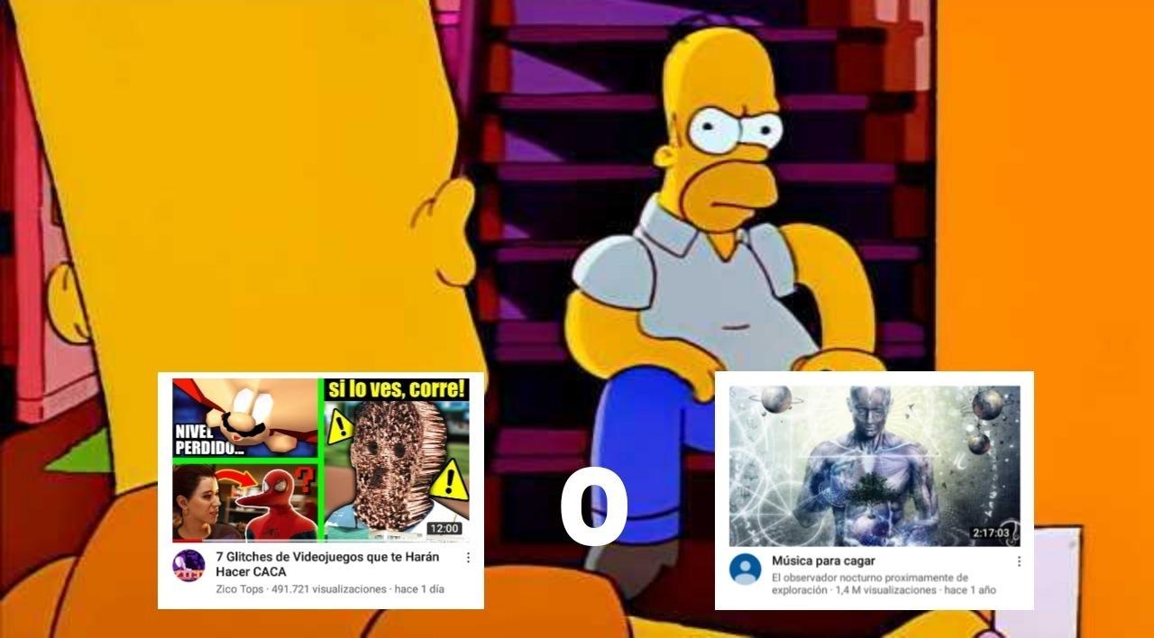 Cual eslijen - meme