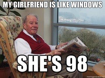 The best Windows - meme