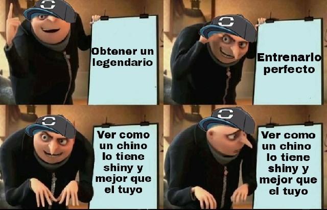 Lo típico - meme