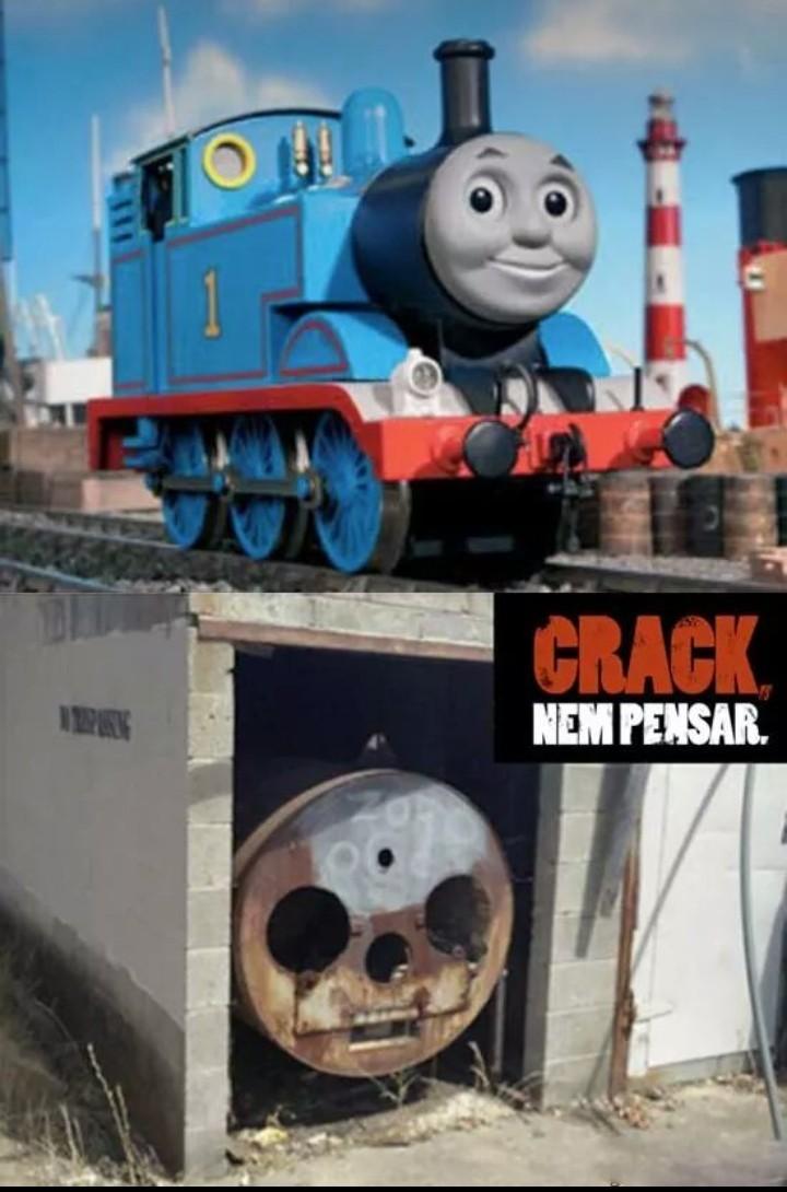 Diga não ao crack! - meme