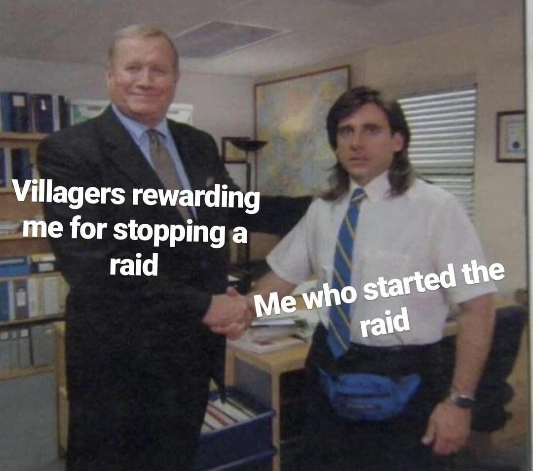 Insurance fraud: Minecraft edition - meme