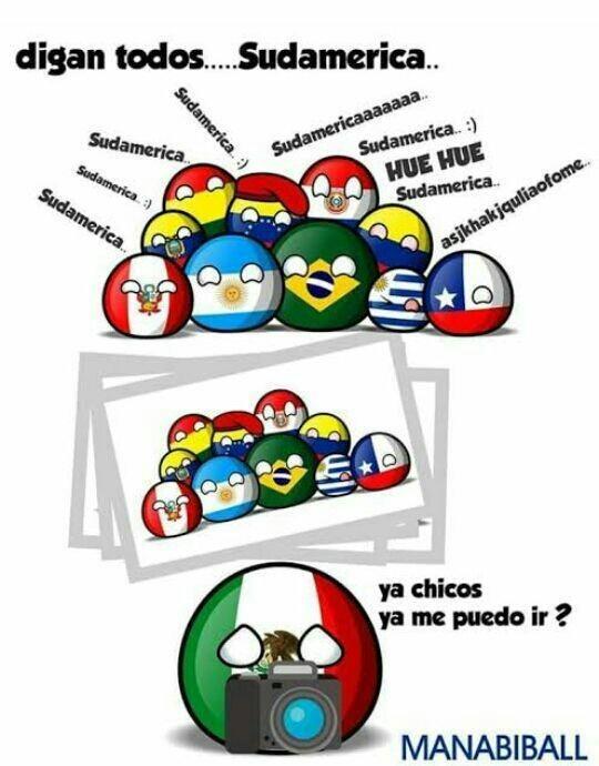 Pobre mexico - meme