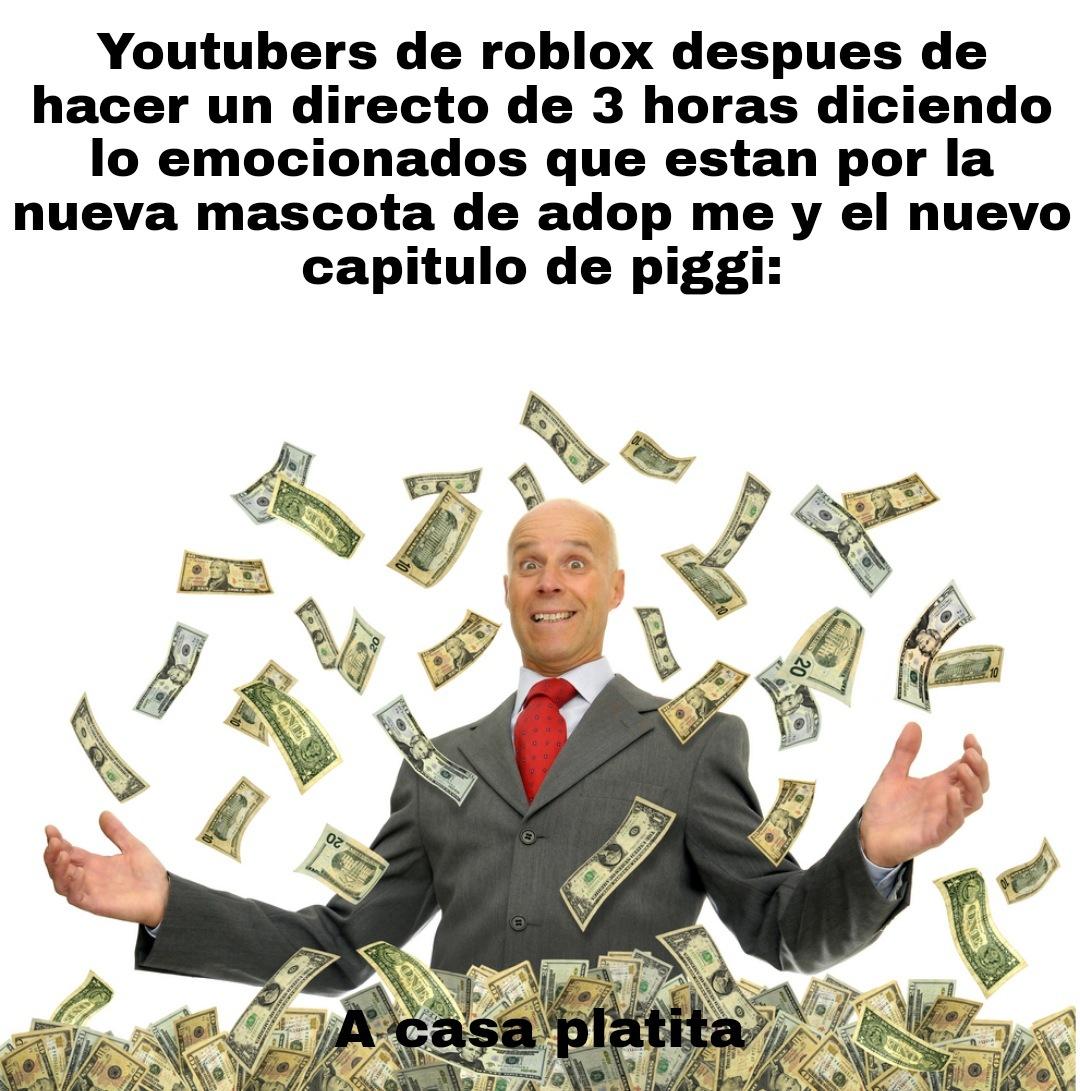 Youtuvers argentinos:xd - meme