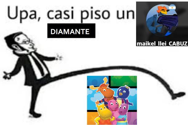 La infancia - meme