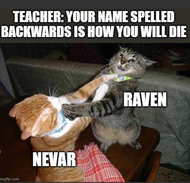 raven - meme