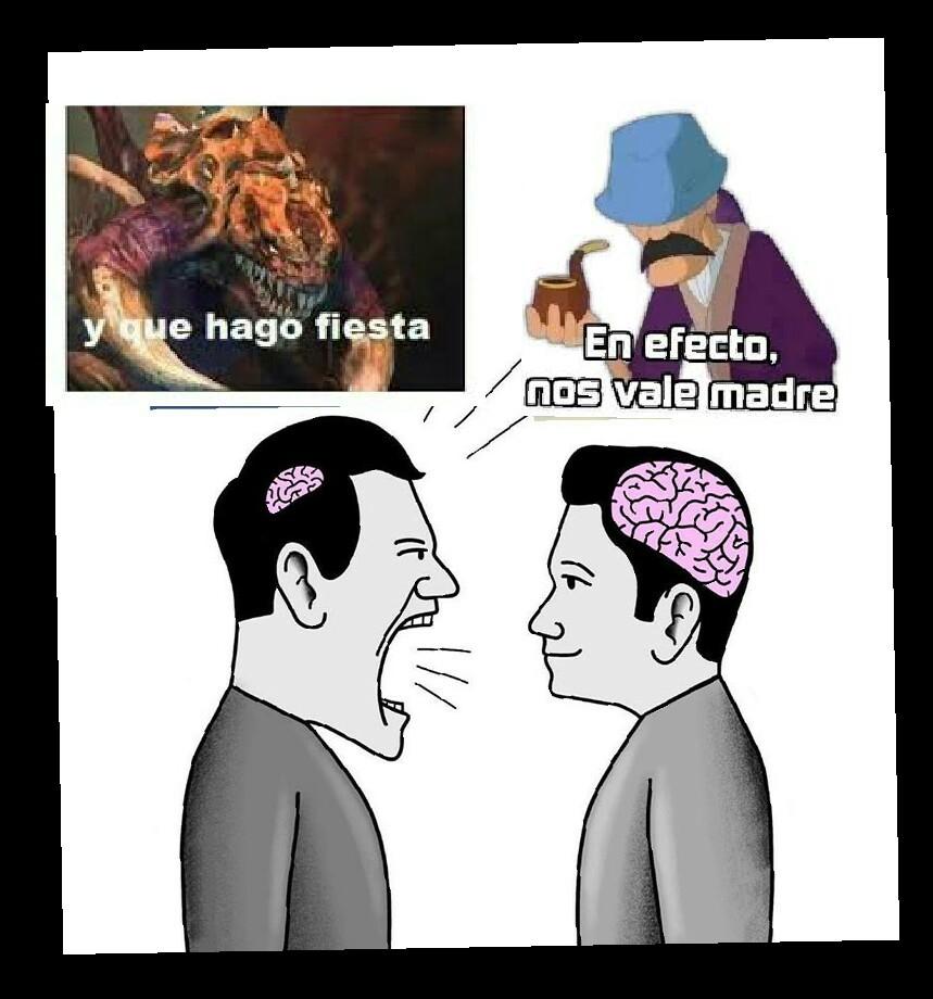 Cochyuyo y sus estupideces - meme