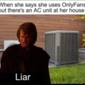Skywalker knows the truth