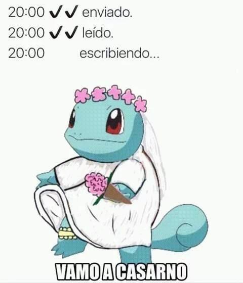 Eso enamora :v(? - meme