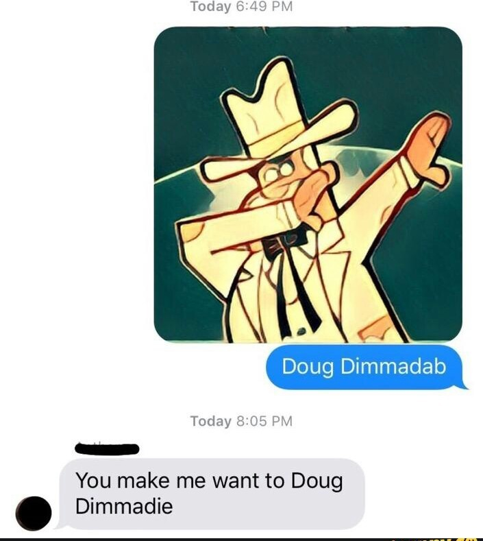 Owner of the dimmsdale dimmadome - meme