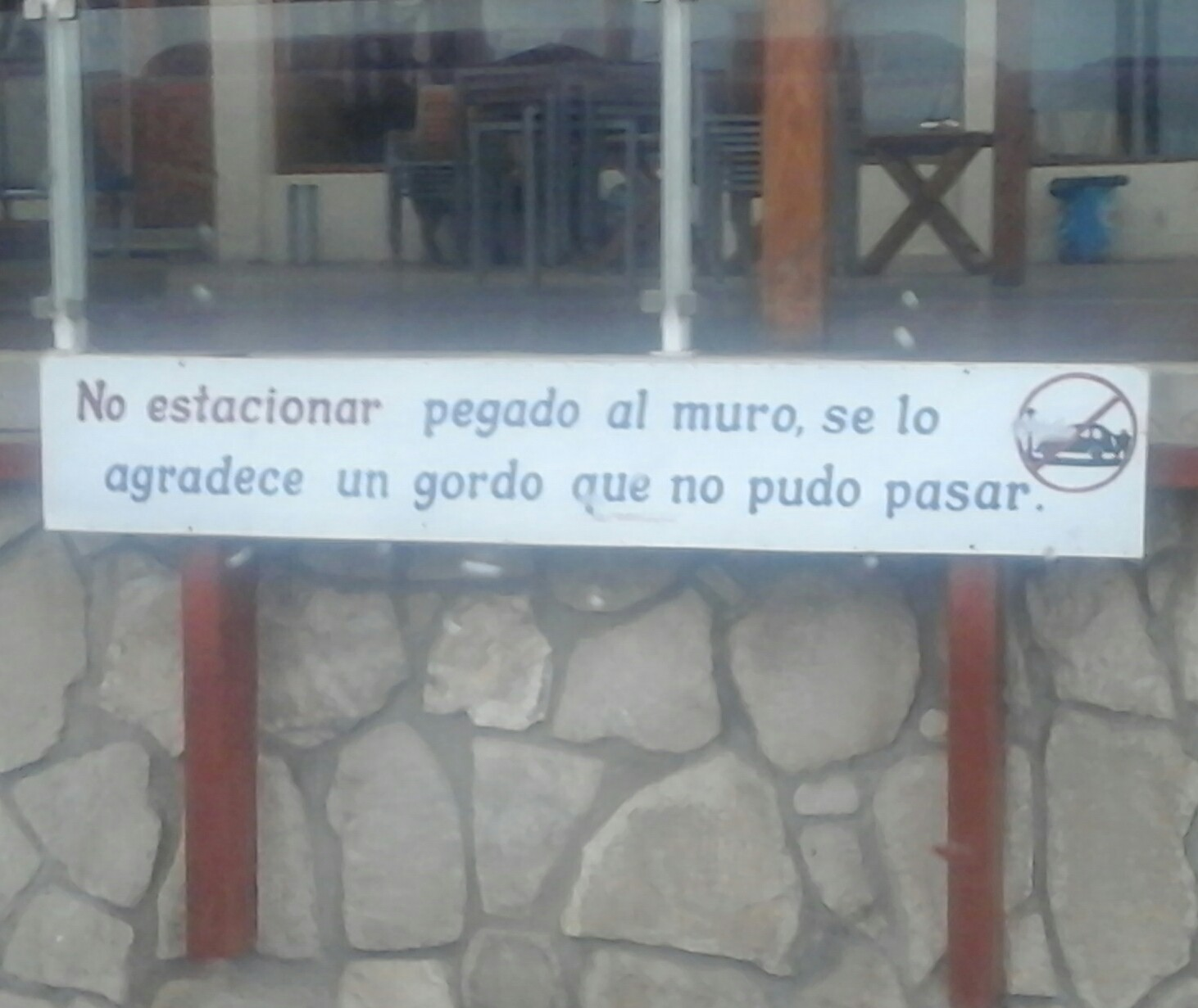 Tipico chileno xD - meme