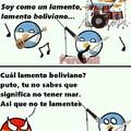 No se ofendan bolivianos