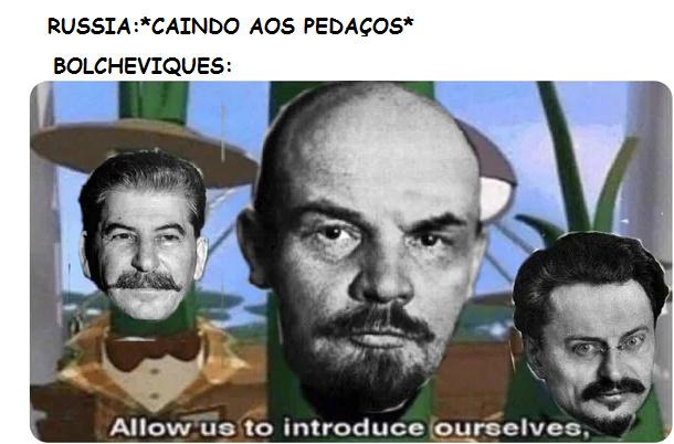 TODO PODER AOS SOVIETES - meme