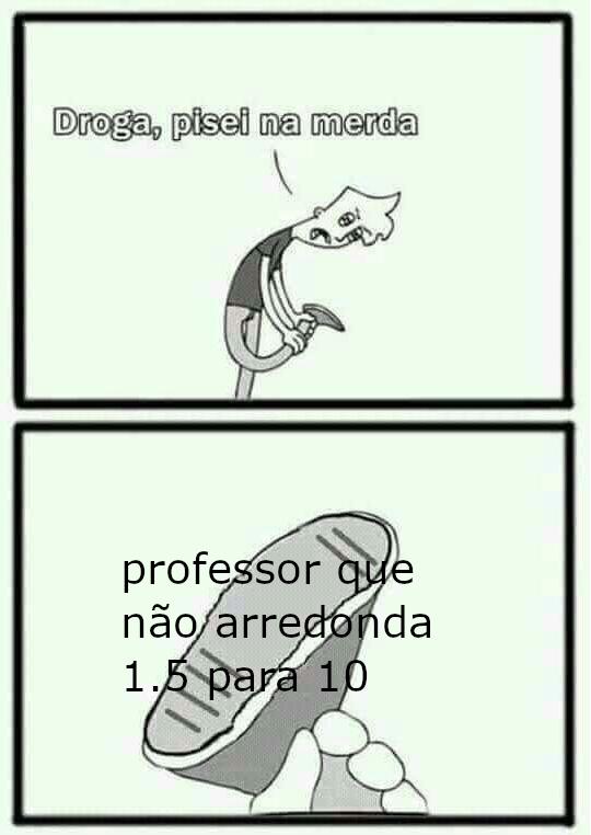 Professor vacilao - meme