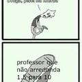 Professor vacilao