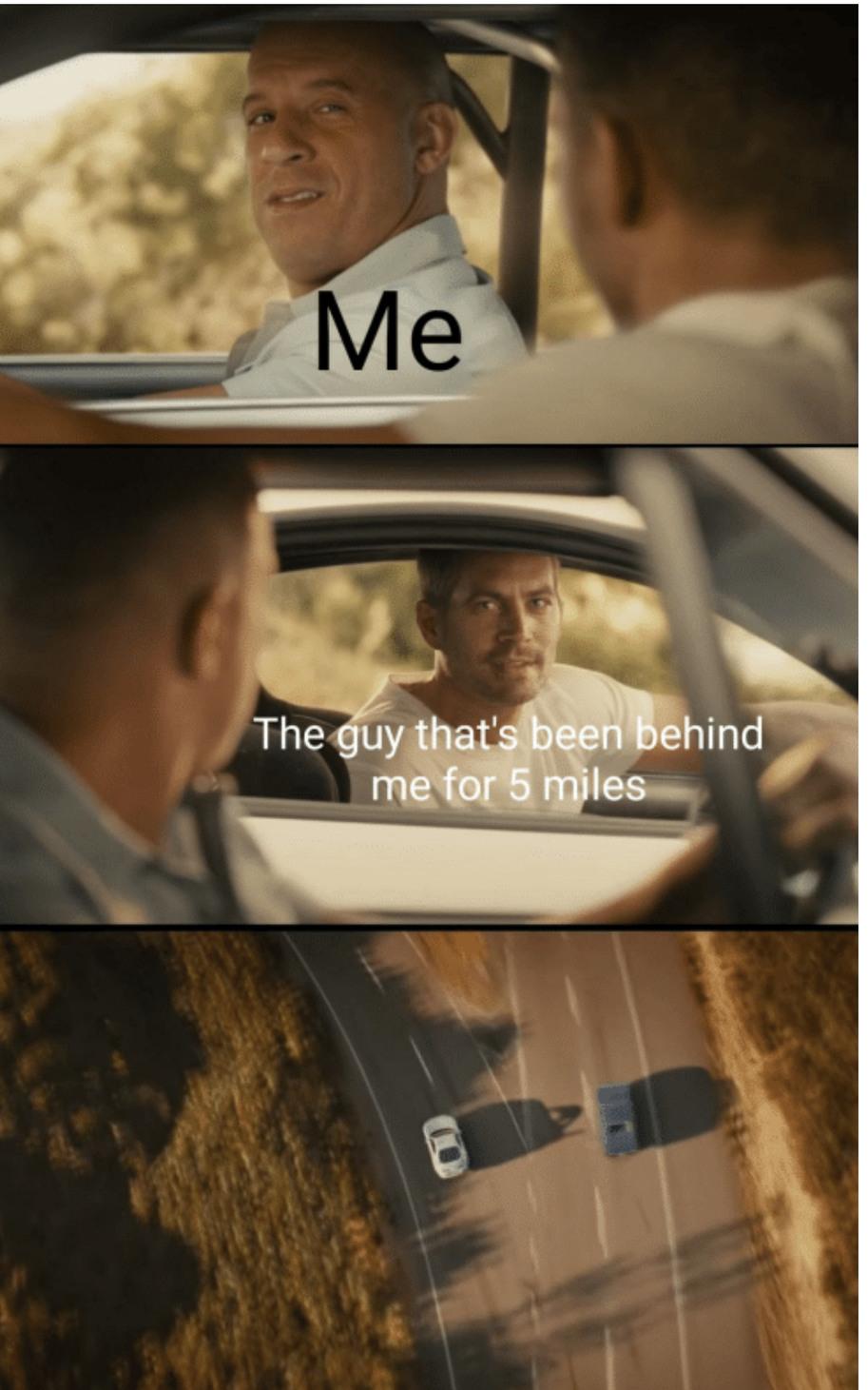 So long, old friend - meme