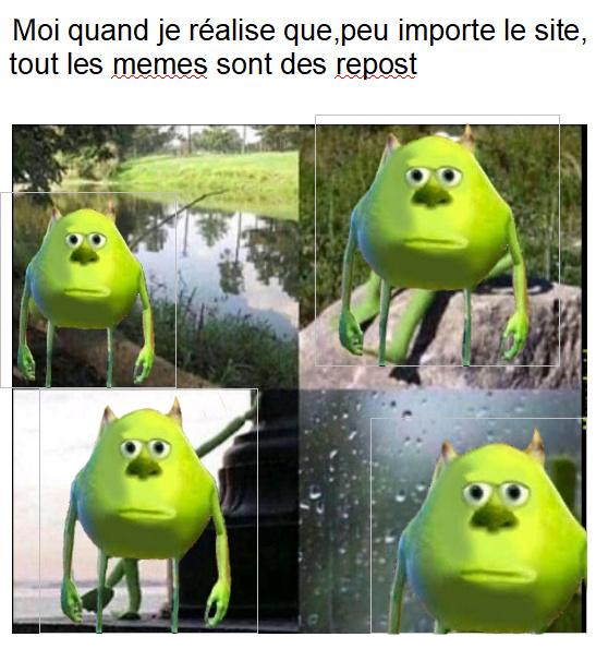 Montage 100 - meme
