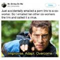 Porn link man