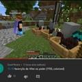 Minecraft nunca foi jogo de criança