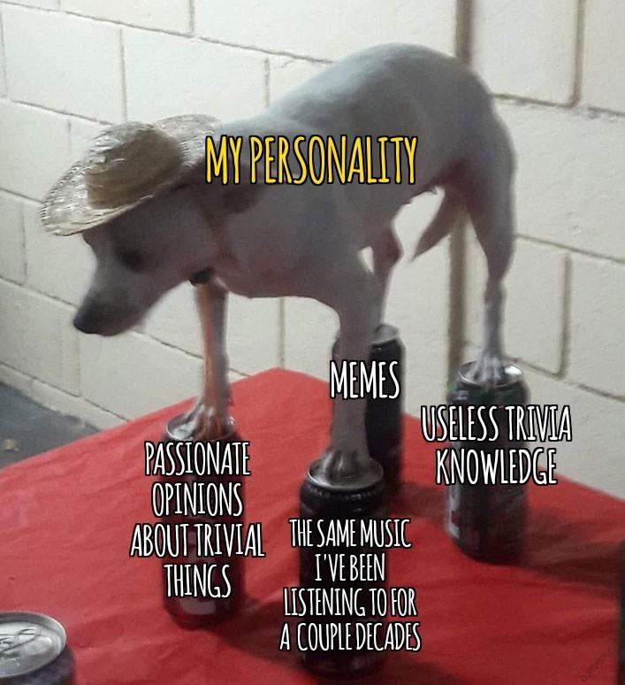 Ingredients - meme