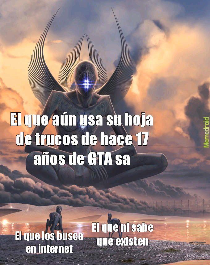Grande el GTA - meme