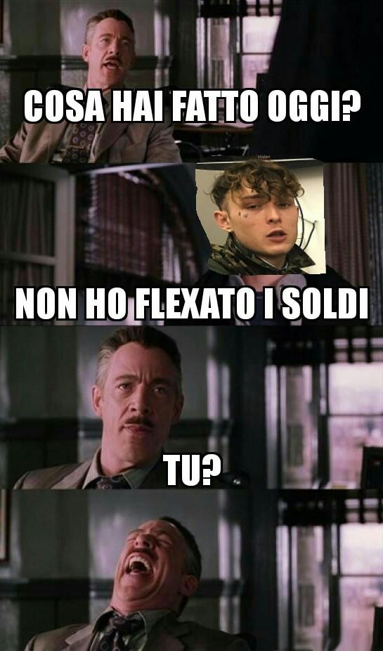 Spero vi piaccia - meme