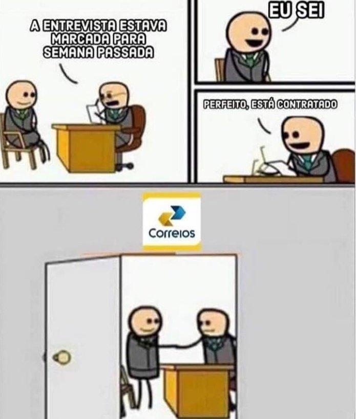 Privatizem essa merda logo - meme