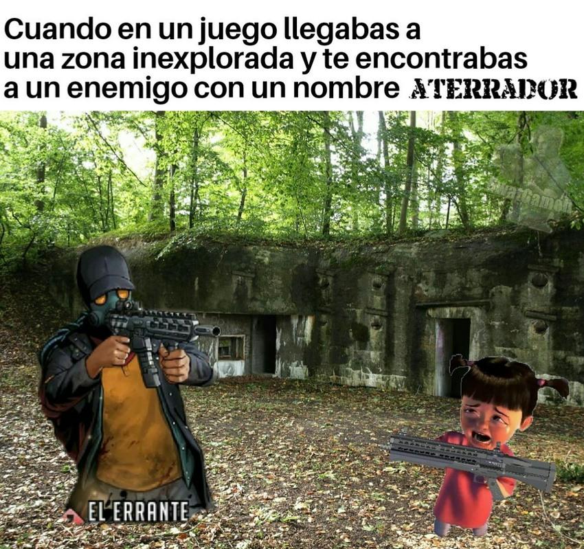 eL ErRaNtE - meme